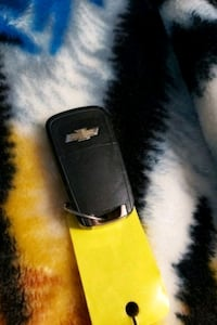 Chevy car key