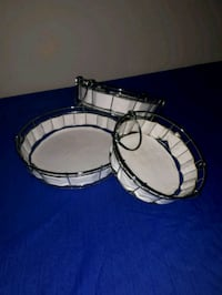 Silver nesting baskets Barrie, L4M 6M4