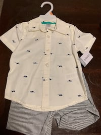 Carters outfit size 12 months  Baltimore, 21234