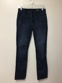 Women's EXPRESS 3 button skinny jeans… Size-4