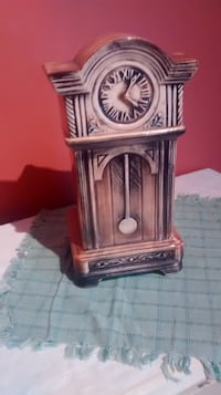 Vintage mid-century Grandfather Clock Cookie Jar Mississauga