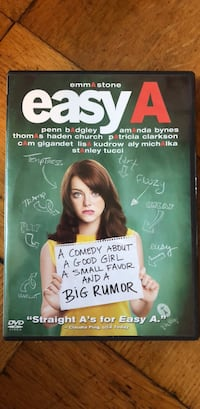 Easy A DVD New Britain, 06051