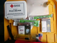 New First aid kit backpack with first aid supplies Louisville, 40213