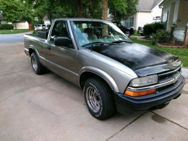 Chevy s10 1999 manual