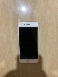 silver iPhone 6s with black case 128gb Surrey, V3R 7R2