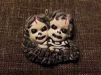 Hand painted ornaments: Halloween/Christmas Vaudreuil-Soulanges, J7T