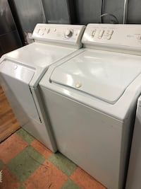 White washer and dryer set Maytag  Lake Elsinore
