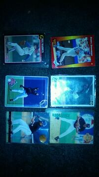 sports trading card lot Indianapolis, 46227