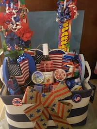 Independence Day party Tote