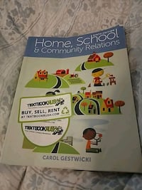 Home school ans community relations college book Ashburn, 20147