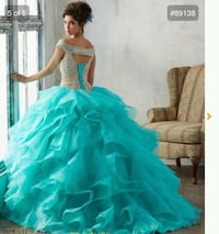 quinceanera dress Houston, 77015