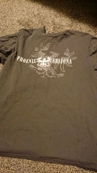 Phoenex Arizona shirt Red Deer, T4N 3W2
