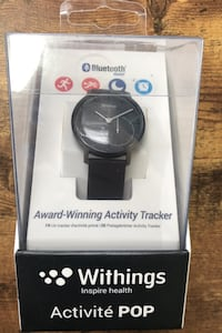 Withings Activate POP Smart Watch