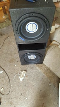 Qbomb box for 12s very good condition  Augusta, 30904