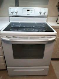 white and black electric range oven New Tecumseth, L0G 1A0