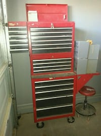 Tool Chest WITH tools. San Tan Valley