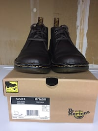 Dr. Martens men SUSSEX Brown Modesto, 95356