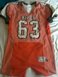 Piper HS Football Jersey North Lauderdale, 33068