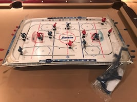 Hockey game-table top