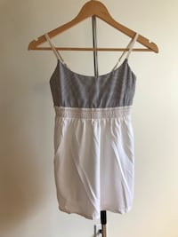 Lululemon bliss tanks, white and black. Will also sell each one separate. Both for $60 Vancouver, V6H 1R9