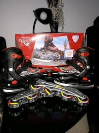 Skates that convert to roller blades Innisfil, L9S 1T9