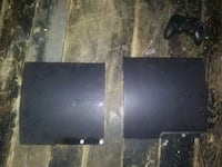 black Sony PS3 Slim console bundle w/ another one Elkhart, 46516