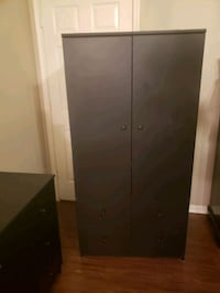 Black Armoire with drawers Sugar Land, 77498