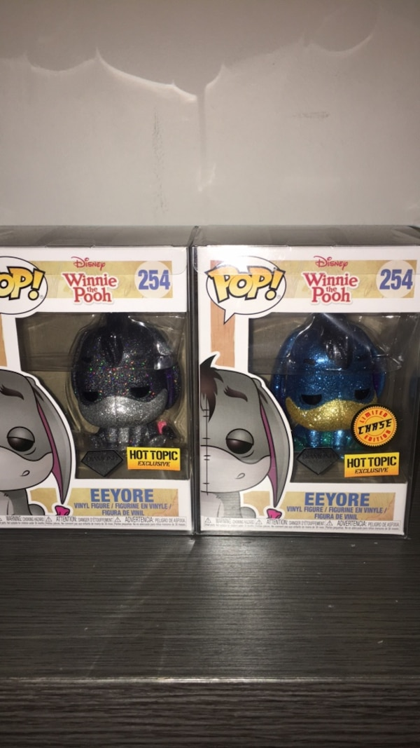 Diamond Collection Eeyore Common And Chase