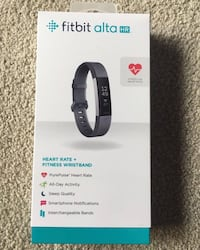 Fitbit Alta HR with 4 bands Barrie, L4M 6V5