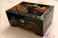 beautiful lack lacquer musical jewelry box Silver Spring, 20902