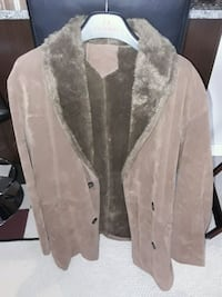 Shamwa brown light jacket