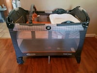 Graco pack n play with mattress