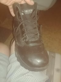 Tactical performance steel toed boots size 10  Odessa