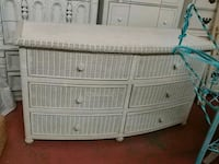 Wicker dresser Wilmington, 28412