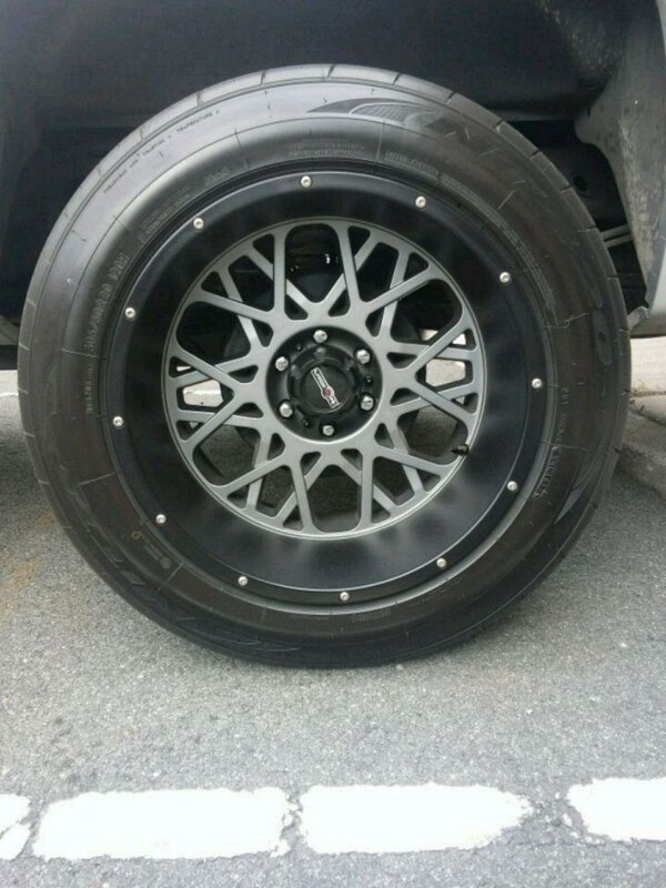 Truck Wheels And Tires >> Used Truck Wheels Tire For Sale In Kearny Letgo