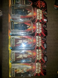 Star wars action figures  Maple Ridge, V4R 1K7