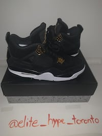 Jordan 4 Royalty  Vaughan, L4J 3N3