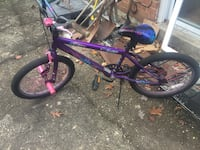 purple and black BMX bike Potomac, 20854