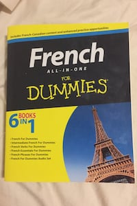 French for Dummies Toronto, M5N 1C2