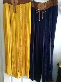 2 pair of dress pants, size large. $7.00 each. Center Point, 35215