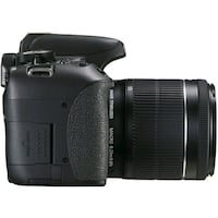Canon t6i DSLR With 3 Lenses West Vancouver, V7V 3T3