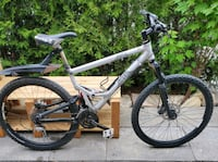 Cannondale Jekyll mountain bike/velo montagne trade/echange