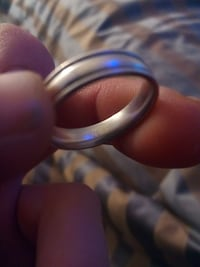 silver-colored ring Wayne, 73095