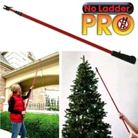 No ladder pro quick-release holiday hanging light kit Forest Grove, 97116