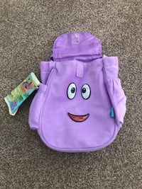 Dora the Explorer Backpack with Map
