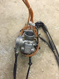 Keihen CR 39 mm Carburetor Bowmanville, L1C 4Z5