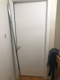 5 doors available including door knobs  Laval, H7Y 2B2