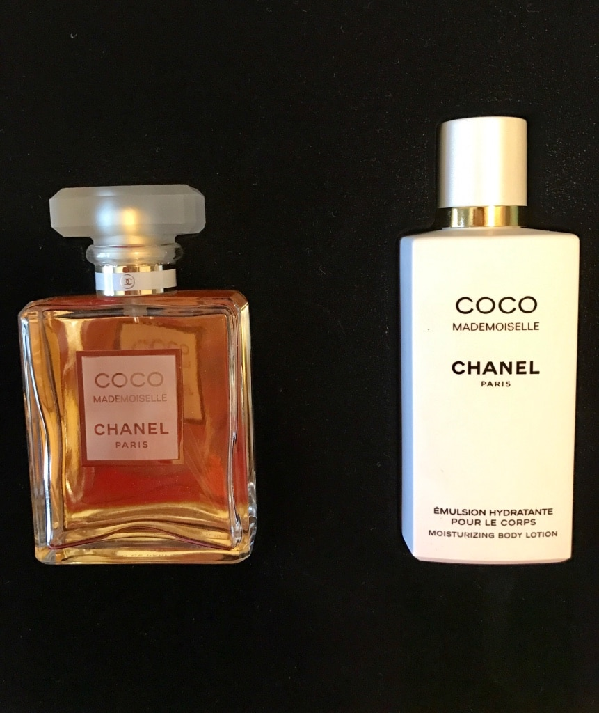 Used COCO Mademoiselle by Chanel perfume and body lotion gift set for sale in Knoxville - letgo & Used COCO Mademoiselle by Chanel perfume and body lotion gift set ...