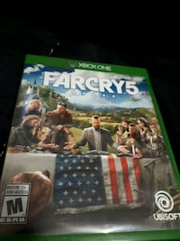 Xbox One Farcry 5 Mission, V2V