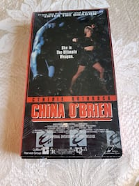 China O'Brien (1991 VHS) Mississauga, L5R 3C7